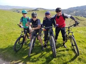 Mt Bike Ft Ord bike crew