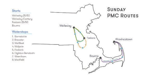 PMC Route Map_Sunday 2021_NO numbers