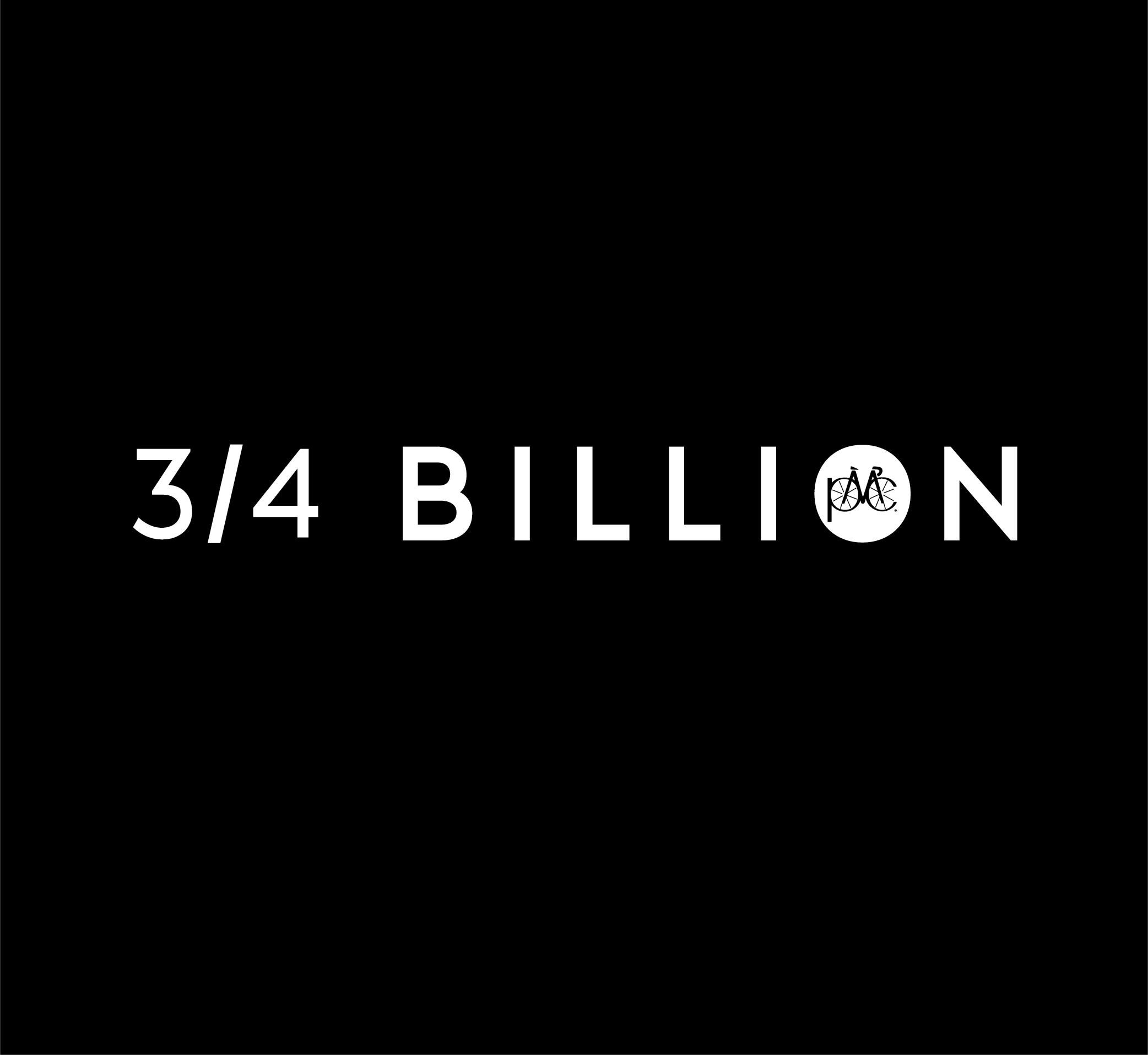 three quarter billion slider-mobile