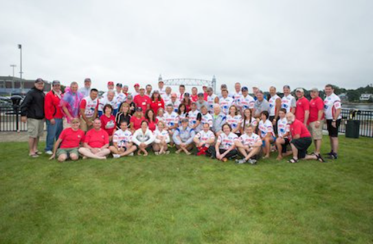 Team Patriot Platelet Pedalers Goes Beyond the Miles to Help Cancer Patients - How the New England Patriots Support the Pan-Mass Challenge