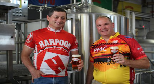 Harpoon PMC Beer? YES, you read that right