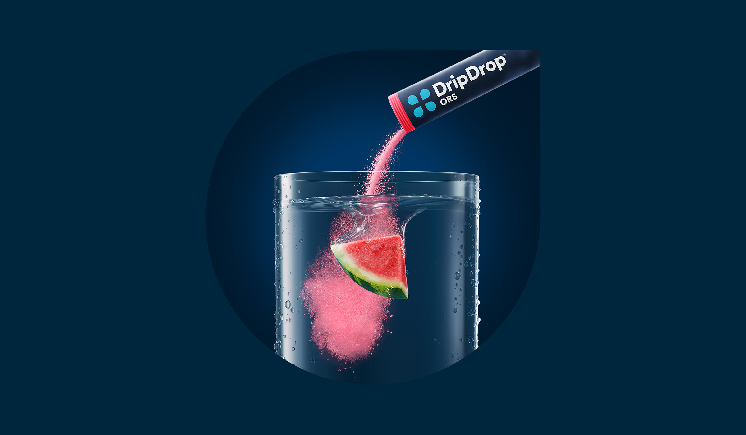 DripDrop is the Official Hydration Partner of the PMC