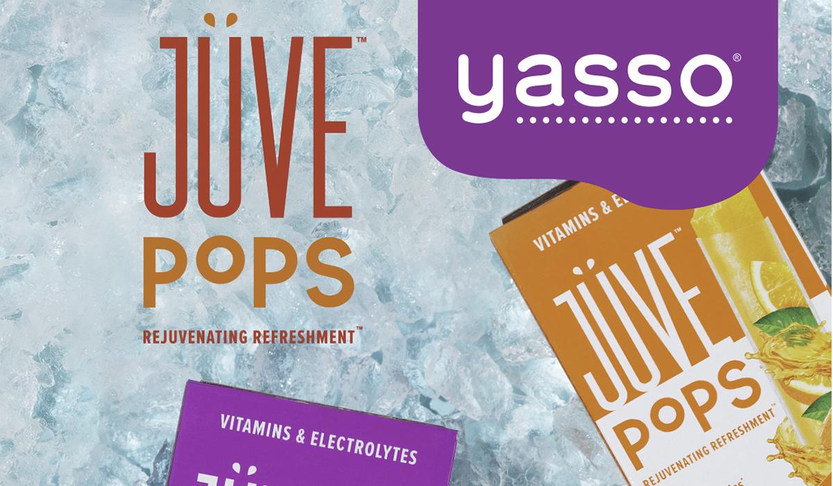 Try Yasso's New Jüve Pops for 50% Off!